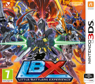 Little Battlers eXperience, 3DS [Versione tedesca]