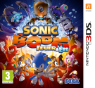 Sonic Boom: Feuer und Eis, 3DS