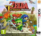 The Legend of Zelda: Tri Force Heroes, 3DS