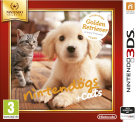 Nintendogs & Cats: Golden Retriever & New Friends (Nintendo Selects), 3DS, tedesco/ italiano