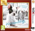 Nintendogs & Cats: französische Bulldogge & New Friends (Nintendo Selects), 3DS [Versione tedesca]