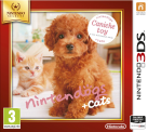 Nintendogs & Cats: Caniche Toy & New Friends (Nintendo Selects), 3DS [Französische Version]