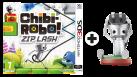 Chibi-Robo! Zip Lash & amiibo Chibi-Robo, 3DS, multilingual