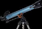 Celestron Inspire 80 AZ - télescope - 900mm - bleu