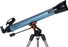 Celestron Inspire 80 AZ - Teleskop - 900mm - blau
