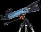 Celestron Inspire 100 AZ - télescope - 100 mm - bleu