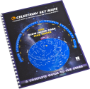 Celestron Himmelsatlas / Sky Maps [Versione inglese]