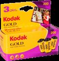 Kodak Gold 200 - 3 Rollen