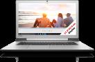 Lenovo Ideapad 700-17ISK - Notebook - Festplatte 256 GB SSD - Schwarz