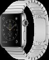Apple Watch Series 2 - Edelstahlgehäuse mit Gliederarmband - 42 mm - Edelstahl