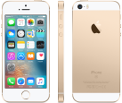 Apple iPhone SE - iOS Smartphone - 128 Go - or