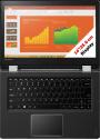 Lenovo Yoga 510-14ISK 80S7 - Notebook - 1 TB HDD - Schwarz