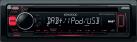 Kenwood KDC-DAB400U - DAB-Autoradio - AUX- und USB-Eingang - schwarz