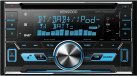 Kenwood DPX7000DAB - Digitalautoradio - Bluetooth - schwarz