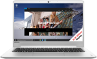 Lenovo 710S-13ISK 80SW - Notebook - Full HD-Display 13.3 / 33.8 cm - argento