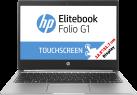hp EliteBook Folio G1 - Notebook - 512 GB SSD - Silber