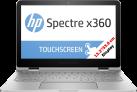 hp Spectre x360 13-4171nz - Notebook - 256 GB SSD PCIe - Silber
