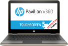 hp Pavilion x360 13-u144nz - Convertible - 128 GB SSD - Grau