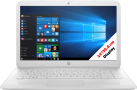 hp Stream 14-ax020nz - Notebook - 32 GB eMMC - Weiss