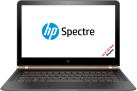 HP Spectre 13-v190nz - Notebook - Full HD-Display 13.3 / 33.8 cm - Schwarz