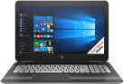 hp Pavilion 15-bc094nz - Notebook - UHD-Display 15.6 / 39.6 cm - Silber