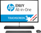 HP ENVY All-in-One PC 27-b180nz - Desktop-PC - 27/68,6 cm QHD Touch­screen-Display - Grau