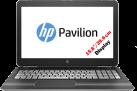 HP Pavilion 15-bc260nz - Notebook - 15,6 / 39,6 cm - Schwarz