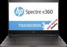 hp Spectre x360 15-BL090NZ - Notebook - Touchscreen Full HD 15,6 / 39,6 cm - Schwarz