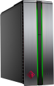hp OMEN 870-254nz - Gaming PC - 2 TB HD & 256 GB SSD - Silber