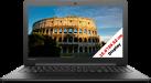 LENOVO IDEAPAD 310 - Notebook - 128 GB SSD - Schwarz