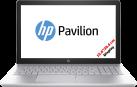hp Pavilion 15-cd074nz - Notebook - AMD A12-9720P Prozessor - Silber