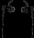 JBL Synchros Reflect-l - Sport Kopfhörer - Abgewinkelte Ohrpolster - schwarz
