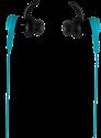 JBL Synchros Reflect-l - Sport Kopfhörer - Abgewinkelte Ohrpolster - blau