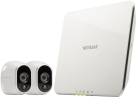 NETGEAR Arlo VMS3230 - Video server + videocamere - wireless - bianco