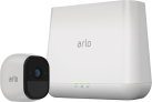 NETGEAR Arlo Pro VMS4130 - Video server + videocamera - 802.11n - bianco