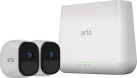 NETGEAR Arlo Pro VMS4230 - Video server + 2 videocamere - 802.11n - bianco