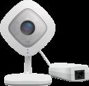 NETGEAR Arlo Q Plus VMC3040S - Netzwerk-Überwachungskamera - Full HD - Weiss