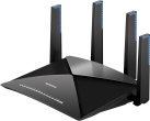 NETGEAR Nighthawk X10 - Wireless Router - Schwarz