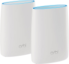 NETGEAR Orbi WiFi System RBK50 - Wireless Router - Tri-Band - Weiss