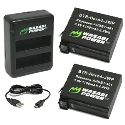 WASABI POWER KIT-BB pour GoPro HERO4