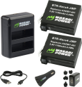 WASABI POWER KIT-WW für GoPro HERO4