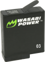 WASABI POWER Batterie pour GoPro HERO5 Black