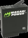 WASABI POWER Batteria per GoPro HERO5 Black