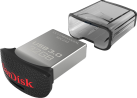 SanDisk Ultra Fit - USB-Flash-Laufwerk - 32 GB - Schwarz