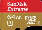 SanDisk Extreme - Micro SDXD - 64 Go