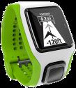 TomTom Runner Cardio, grün/weiss