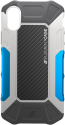 ELEMENT CASE Formula - Coque pour iPhone X - Gris/Bleu