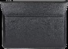 Maroo Pebbled, schwarz