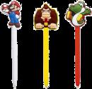 bigben Stylus Set - Mario Bros., 3DS/2DS