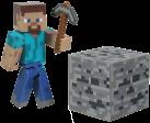 Minecraft: Overworld - Figur Steve